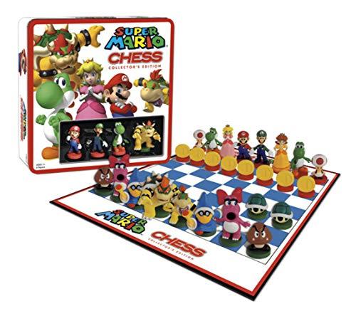 Super Mario Chess