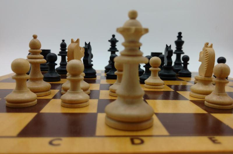 Mein erstes Schachspiel