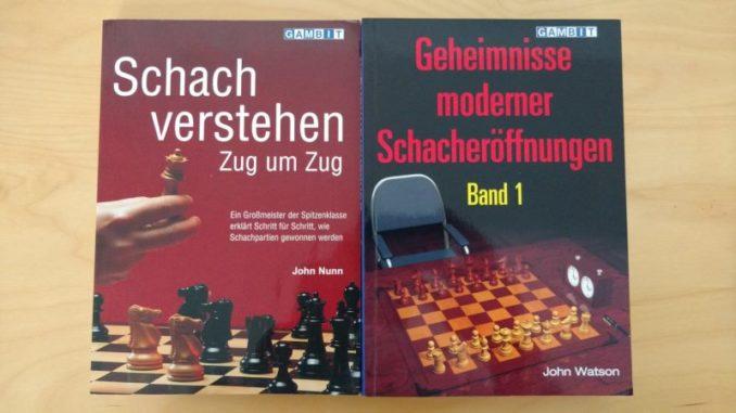 Empfehlenswerte Schachbücher