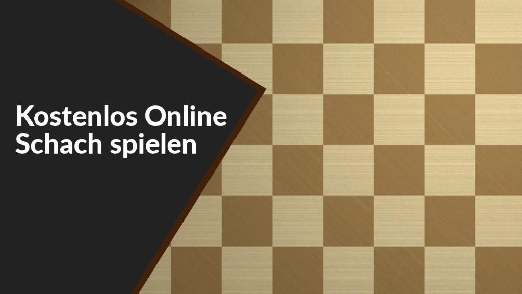 Online Schach spielen kostenlos