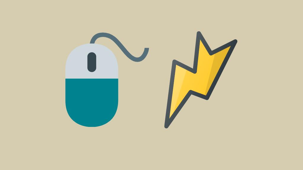 Schnelle Maus für Blitz, Bullet und Hyperbullet Schach