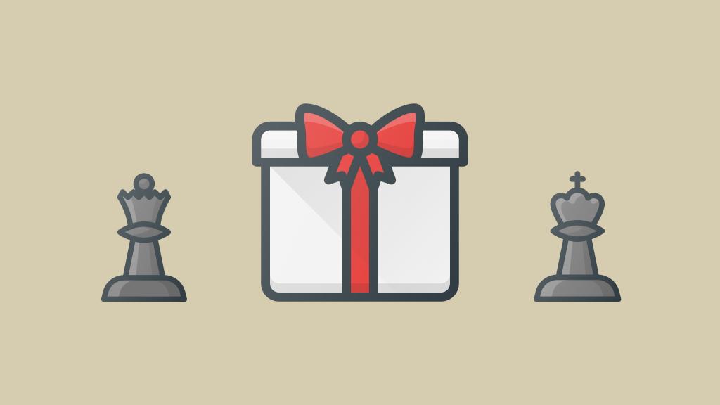 Geschenke für Schachspieler